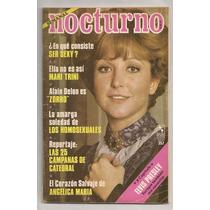 Angélica María Corazón Salvaje Revista Nocturno 1977