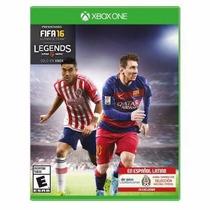 Fifa 2016 Xbox One Nuevo Sellado ( Videogames Jdc )