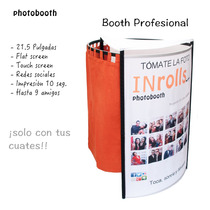 Fotocabina Inrolls, Photo Booth, Cabina De Foto