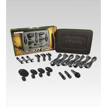 Shure Pgadrumkit7 Microfonos Para Bateria - Envio Gratis!
