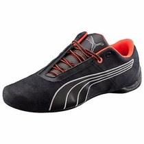 Tenis Puma Future Cat S1 Nightcat Negro