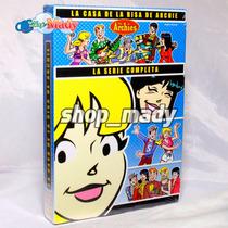 La Casa De La Risa De Archie - La Serie Completa En Dvd