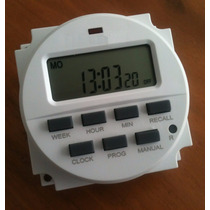 Temporizador Digital Programable 7 Dias 24 Horas