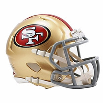 Casco Nfl San Francisco 49ers Riddell Revolution Speed