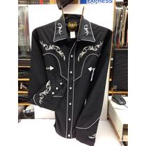 Camisa Vaquera Nevada Espuela De Oro