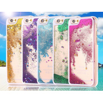 Funda Diamantina Movil Iphone 6 Iphone 6s Plastico Rigido