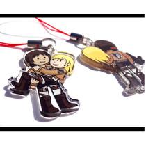 Ataque Titanes Ymir Christa Shingeki Acrilico Anime Animecun