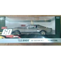 Eleanor 60 Segundos Ford Mustang Shellby 1967