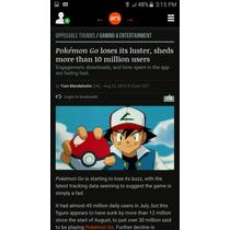 Juego Pokemon Go Para Computadora