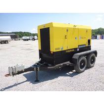 Generador Diésel 90kw 2012