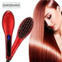Cepillo De Ceramica Alaciador Plancha Fast Hair Straighter