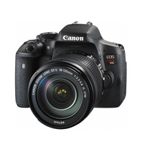 Ituxs | Camara Canon T6i Kit Lente 18-135 Mm | Envio Gratis