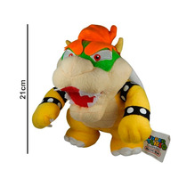 Super Mario Bros Bowser Peluche Grande Importado Original