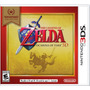 Videojuego The Legend Of Zelda Ocarina Of Time Nintendo 3ds