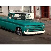 Chevrolet Apache Chevrolet Apache 1962 Automática Motor 350