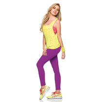 Leggin Supplex Talla Unica Bakano 06 Morado 943
