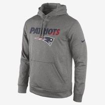 Nfl New England Patriots Sudadera Talla Mediana - Patriotas