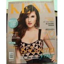 Revista Kena Con Dulce Maria, Rebelde Rbd. En Español