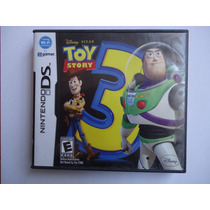 Toy Story 3 Para Nintendo Ds Completo Genial Aventura Nds