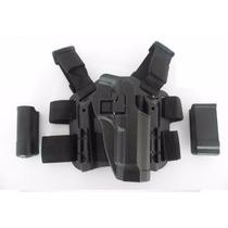 Funda Piernera Original Black Hawk Para Beretta