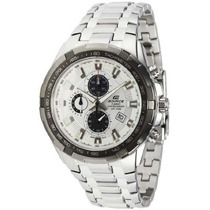 Reloj Casio Edifice Ef-539d-7av - Plateado