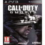 Call Of Duty Ghost Ps3 Venta Y Cambio