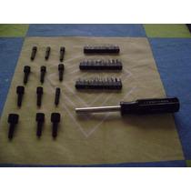 Desarmador Craftsman Con 41 Puntas De Paleta, Cruz Y Dados