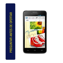 Alcatel One Touch Scribe Easy Android4.1.2 Cam 5mp Whatsapp