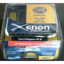 Focos H10 Tipo Xenón Premium Hella Original