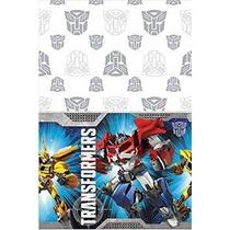 Transformers Impreso Mantel 54 X 96
