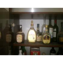 Botellas Vacias De Whisky Para Coleccion