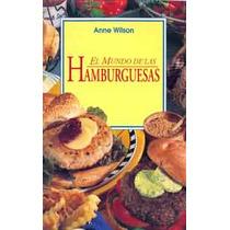 Aprenda A Prepaarar Hamburguesas Y Comida-ebook-libro -digit