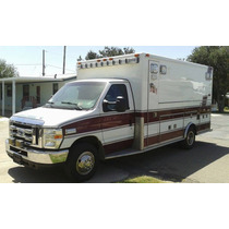 Ambulancia Tipo 3 Totalmente Leds Disel Recien Import 2009