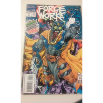 Comic En Ingles Marvel Forceworks No. 4