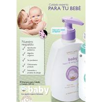 Shampoo Bebes Niños Sin Parabenos Organico Mrln Vv4