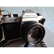 Camara Pentax K1000 Asahi