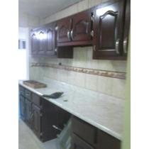 Cocinas Integrales Muebles En Madera Finos Acabados