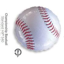 Oferta!! 10 Globo Beisbol 18 Pulgadas 46cm, Envío Barato