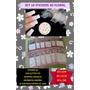 Paquete Sticker 3d Floral Moda Primaveral Super Oferta