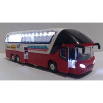 Autobus Neoplan Escala Rojo-blanco