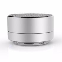 Bocina Bluetooth Con Radio Recargable Y Microsd