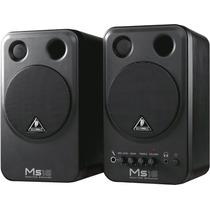 Monitores Bocinas Estudio De Grabación Behringer Ms16