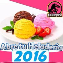 Como Abrir Paleteria O Heladeria De La Michoacana, Recetario