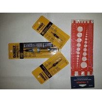 Avellanador Dewalt Dw2702, Con Accesorios Dw2710 Y Dw2711