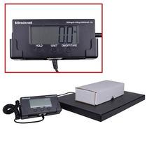 Gratis Envio Balanza Bascula Digital Bateria 95kg Lcd Kg Lbs