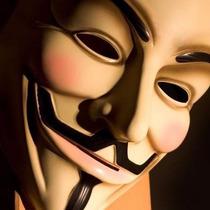 Mascara Vendetta V De Venganza Halloween Anonymous Protesta