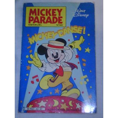 Mickey mouse comic en frances mickey danse 1983 en mercado libre - Danse de mickey ...