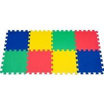 Tg 8 Piezas Multicolor Eva Foam Colchoneta De Ejercicio (med