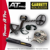 Detector De Metales Garrett At Pro+ Propointer+ Envio Gratis