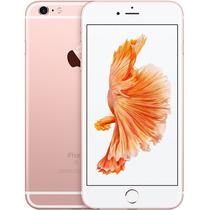 Iphone 6s 64gb Rose Gold Liberado Apple Camara Nuevo A Msi